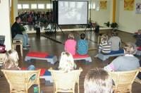Gewaltpräventions DVD Vorstellung am 24.Februar in der EWTO- Akademie in Eckernförde.